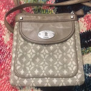 Free w purchase Vintage Fossil crossbody